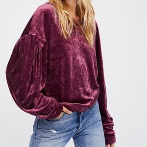 Free People We the Free Milan Layering Pullover
